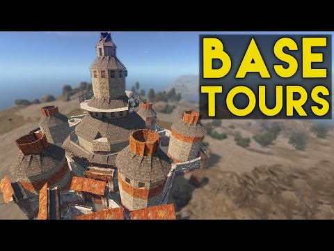 Rust Base Tours Ep 4 Floating Water Base Amp Illumin