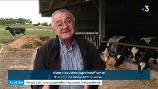 Alsace Lait, la plus grande des petites coopératives laitières