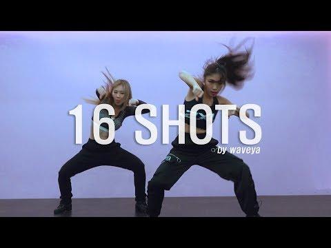 BLACK PINK 16 Shots 블랙핑크 Dance cover Waveya (Stefflon Don)