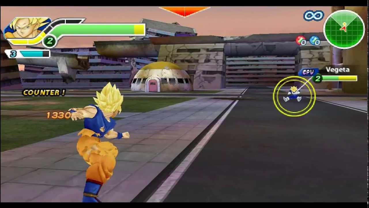 Ppsspp 0 7 6 Dragon Ball Z Tenkaichi Tag Team Pc Youtube