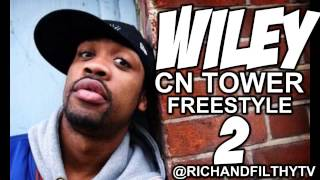 WILEY - CN TOWER FREESTYLE Part 2 (2014)