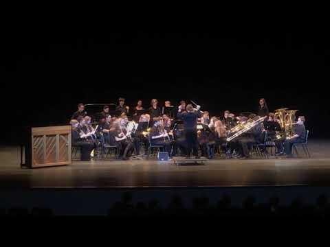 Dauphin Junior High School Concert Band