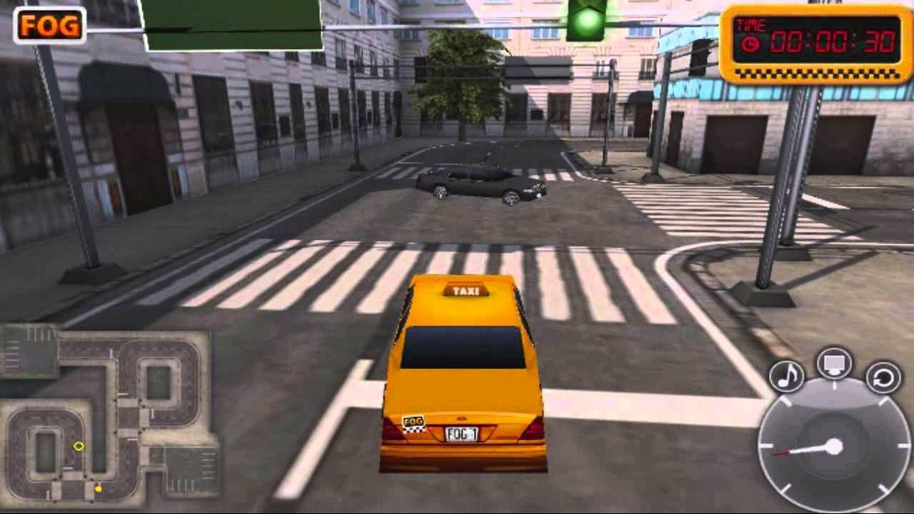 Taxi 3d