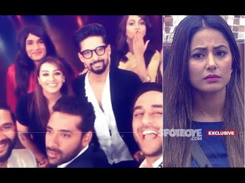 Download Youtube: FAILURE EFFECT? Hina Khan Refuses To Shoot For Entertainment Ki Raat With Bigg Boss 11 Contestants