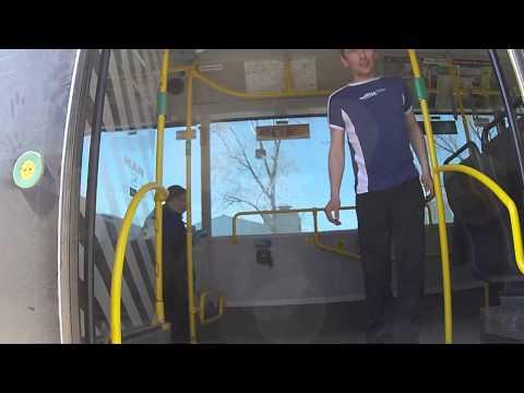 добросовестный водитель 14 маршрута автобуса 10 мая