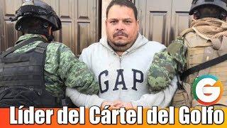 Líder del Cártel del Golfo en Zacatecas es detenido