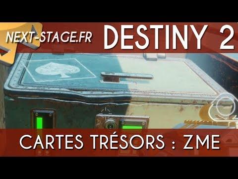 Destiny 2   Cartes aux trésors de Cayde-6 : ZME (3 octobre)