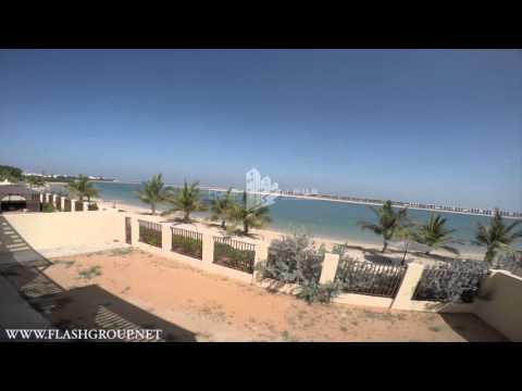 Beachfront Villa in Ras Al Khaimah - Mina Alarab Community