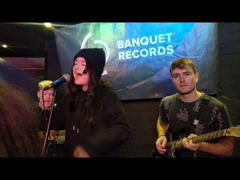 PRIMROSE (acoustic) Live - Dream State (Banquet Records, Kingston - 19/10/2019)