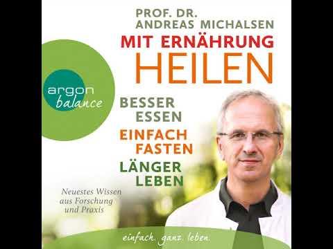 Mit Ernährung heilen YouTube Hörbuch Trailer auf Deutsch