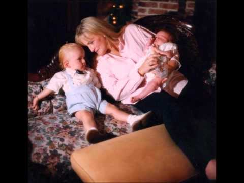 Debbie Rowe with her kids!