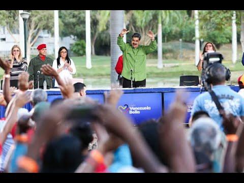 Presidente Nicolás Maduro celebra un año de Misión Venezuela Bella, 30 enero 2020