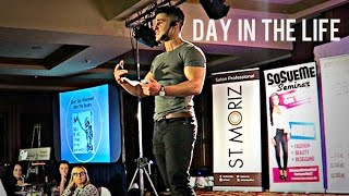 Day In The Life: Nutrition & Training Seminar Talk