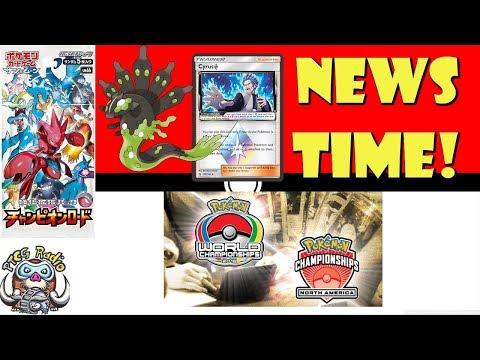 Pokemon TCG News: Worlds Dates, Free Cards and New Zygarde GX!
