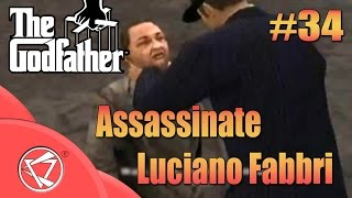 The Godfather Game   Assassinate Luciano Fabbri   34th Mission