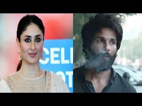 Kareena Kapoor HATE Comment Against Shahid Kapoor Film Kabir Singh