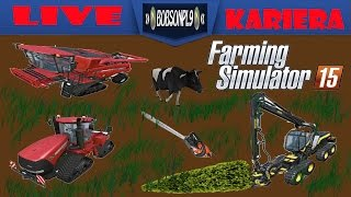 Farming simulator 15 Kariera mlodego farmera xbox 360(PL) HD
