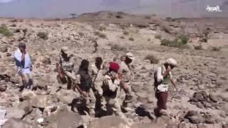 قوات الشرعية تحكم السيطرة على جبل