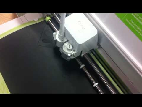 Watch the Cricut Explore in action!