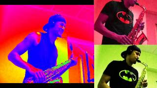 Benny Benassi - Cinema - Alto Saxophone by charlez360