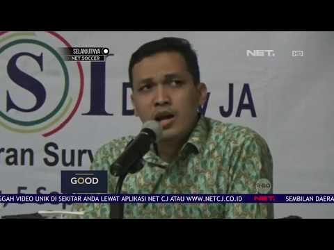 Lembaga Survei Merilis Hasil Survei Di Media Sosial Terkait Pilpres - NET 24