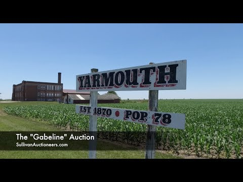 Gabeline Collection Preview Video - Sullivan Auctioneers