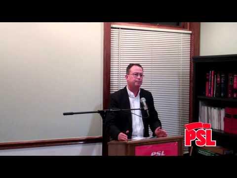 Brian Becker, PSL leader, analyzes U.S. policy towards Iran, Iraq and Syria