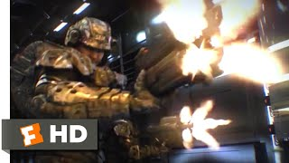 Starship Troopers: Invasion (2012) - Move and Fire! Scene (3/10) | Movieclips