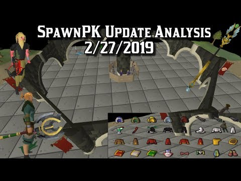 [NEWS]: SpawnPK Update Analysis: NEW ITEMS! Tons of new PvP Content ($120 Giveaway)