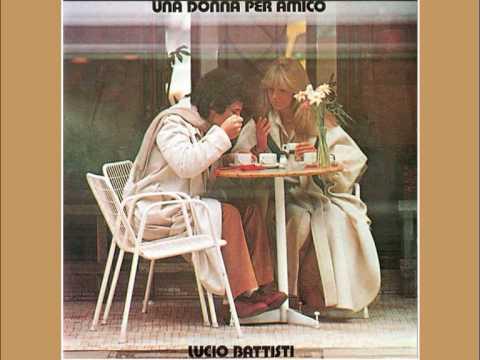 LUCIO BATTISTI - Prendila così (with lyrics)