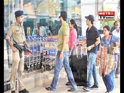 High Alert In Mumbai, Hyderabad, Chennai Airports: Metro TV Bureau