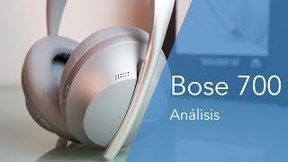 Auriculares Bose 700 · Análisis y opinión en Español 4K