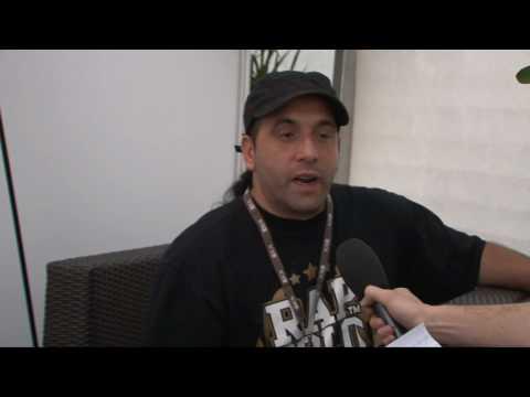 Interview de Ramón Giménez (Ojos de Brujo) - 2ème partie - Festi'neuch 2010