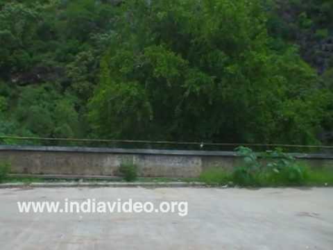 Ajanta caves and its surroundings, Maharashtra