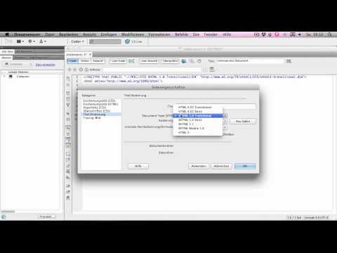HTML & CSS: Umlaute (UTF-8)