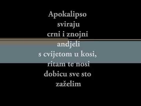 Darko Rundek-Apokalipso (Lyrics)