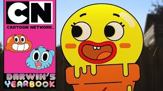 The Amazing World of Gumball: Darwin's Yearbook | They Call Me Sarah  | Cartoon Network UK