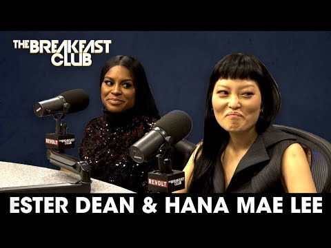 Ester Dean & Hana Mae Lee Talk 'Pitch Perfect 3', Music, Fashion + More