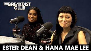 Ester Dean & Hana Mae Lee Talk 'Pitch Perfect 3', Music, Fashion + More