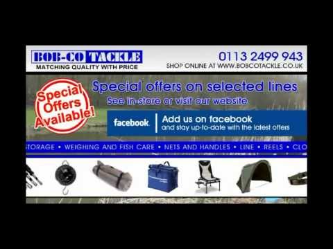 BobCo Fishing Tackle Leeds - The Best Fishing Tackle Shop In Leeds