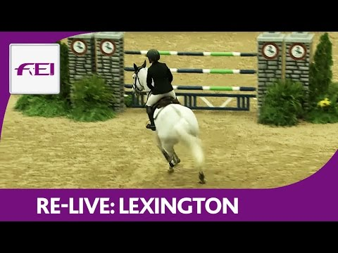 Re-Live | Lexington | Longines FEI World Cup™ Jumping 2016/1