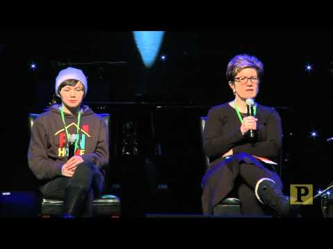 "Lisa Kron , Michael Cerveris, Judy Kuhn and Emily Skeggs Have Fun Talking ""Fun Home"" at BroadwayCon!"