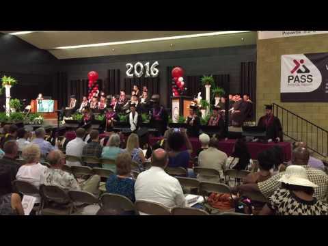 Mesa Grande Academy Senior Graduation 2016, Bells