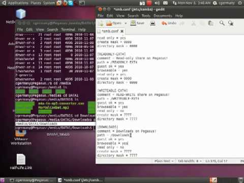 Configuring SAMBA in Ubuntu - Part 2