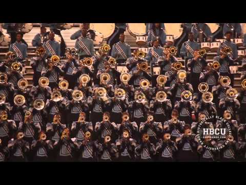 Cold Hearted Snake - Jackson State University Marching Band 2014