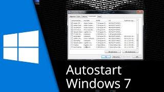 Windows Tutorial | Autostart-Programme deaktivieren // Win7 [Deutsch/HD]