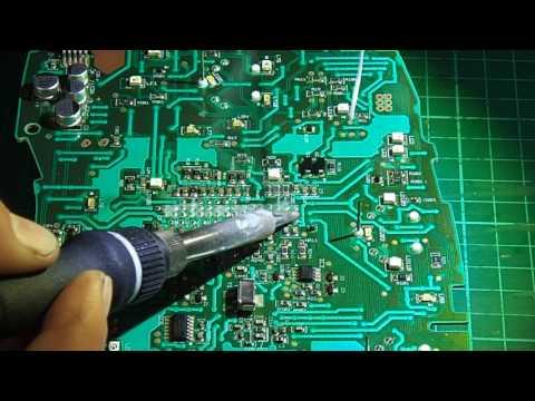 Ford Focus Dash Cluster Repair