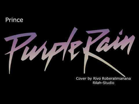Purple rain -  Cover by Rivo (Lyrics)