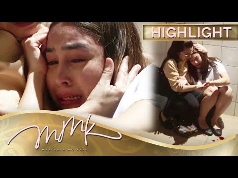 Ayie Is Affected By The Bullying | MMK (With Eng Subs)