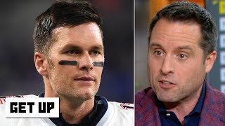 Tom Brady is frustrated with the Patriots' offense – Dan Graziano | Get Up